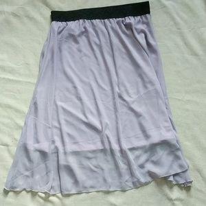 LuLaRoe Lola XL Skirt